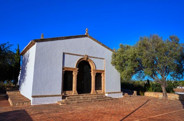 Sant joan hermitage kirche in denia