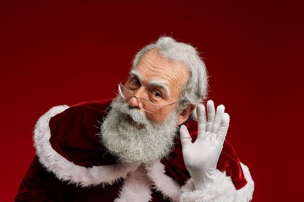 Santa cant hear