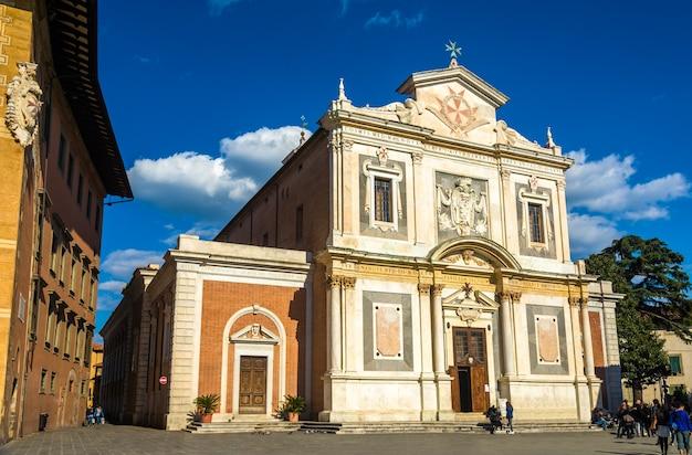 Santo stefano dei cavalieri kirche in pisa - italien