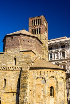 Santo stefano kirche in genua - italien