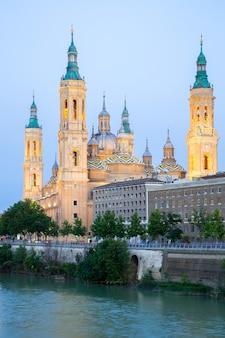 Saragossa-basilika spanien