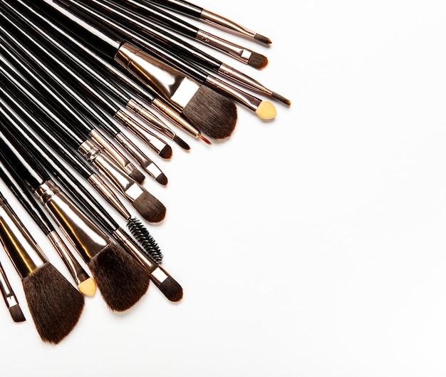 Satz make-up pinsel