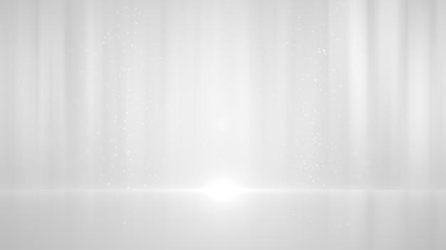Sauberer, glänzender firmenhintergrund mit elegantem licht