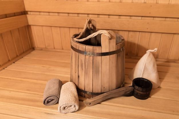 Saunaausrüstung