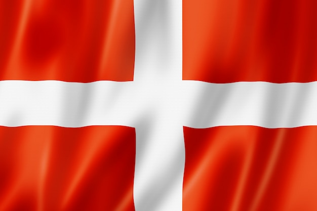 Savoie county flagge, frankreich