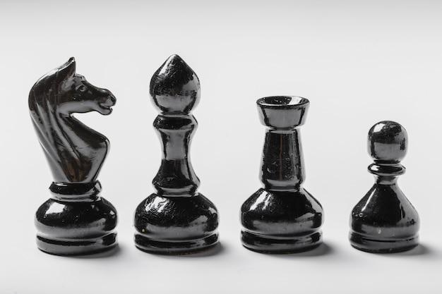 Schach isoliert