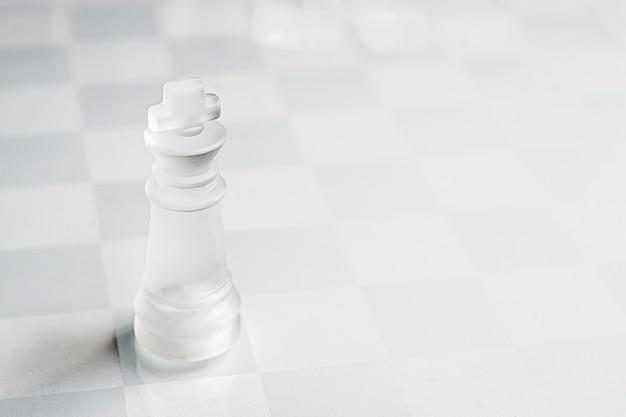 Schachfigur schachfiguren symbol des wettbewerbs