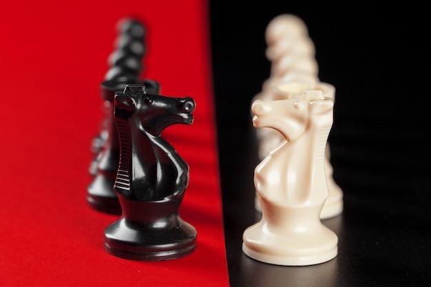 Schachgeschäftserfolg