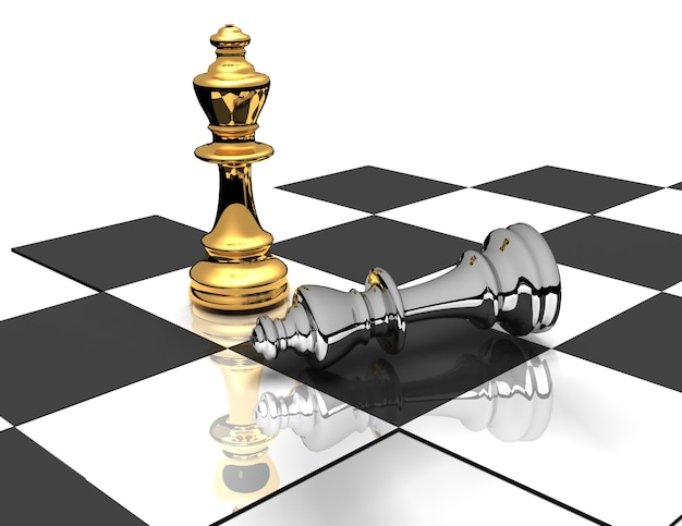 Schachkonzept