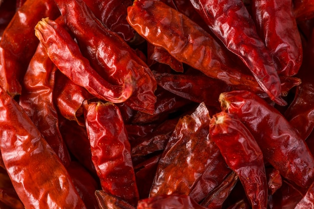 Scharfe pepperoni