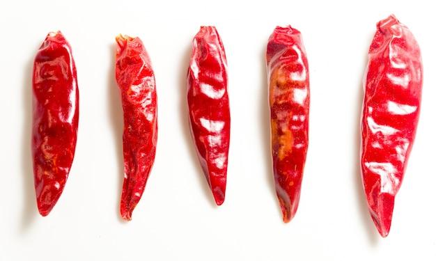 Scharfes chilli