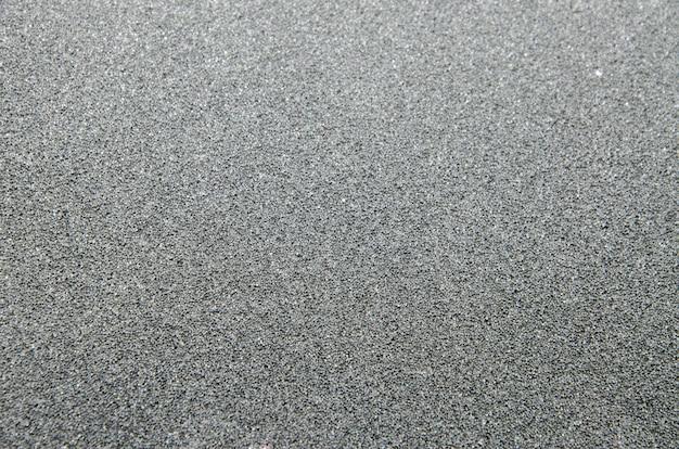 Schaumgummi. professioneller schallschutz für audio- und videoaufnahmestudios. schalldichter paralon im makro. schallschutz textur hintergrund für studio