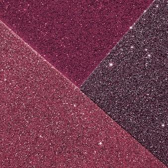 Schichten der violetten goldstruktur mit farbverlauf