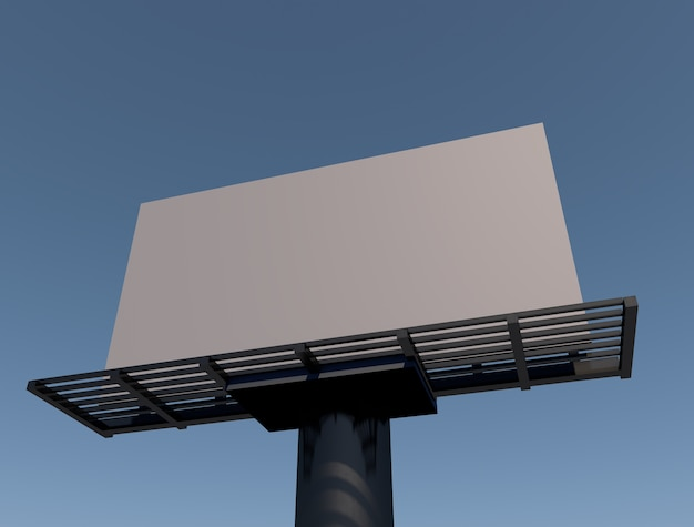 Schild board-modell