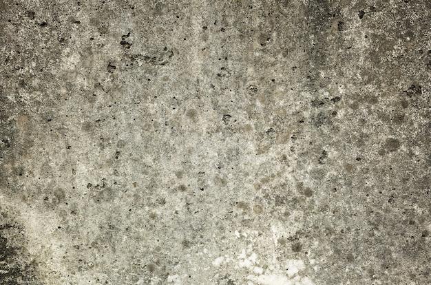 Schimmeliger wandhintergrund, schmutzbeschaffenheit der schmutzigen zementwand