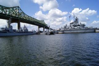 Schlachtschiff bucht