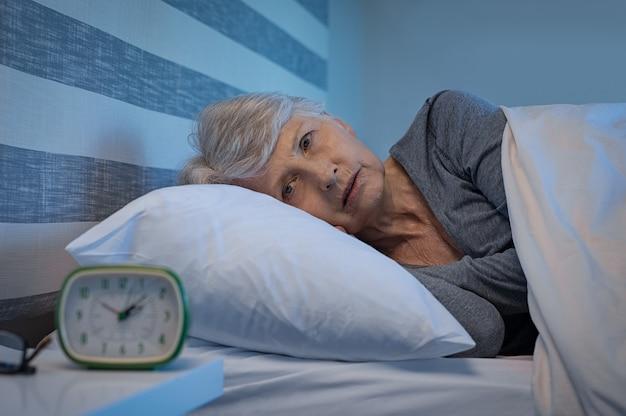 Schlaflosigkeit in der nacht