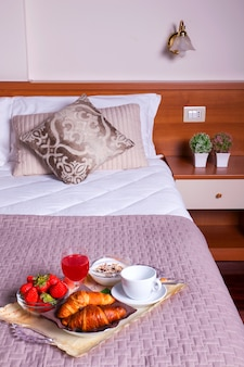 Schlafzimmer des ares hotels