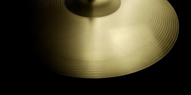 Schlagzeug eingestellt