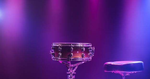 Schlagzeug und schlagzeug