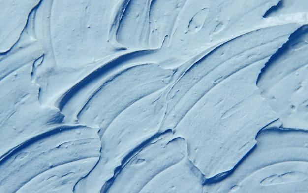 Schlammmaskenlehm mit mineralien des toten meers.