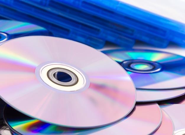 Schließen sie cds (cd / dvd)