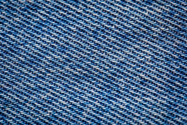 Schließen sie herauf detailblue jeans-beschaffenheitshintergrund