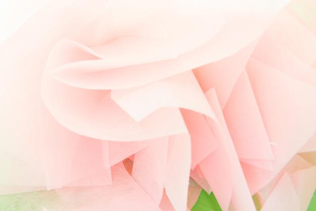 Schließen sie herauf rosa maulbeerpapier