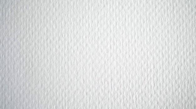 Schließen sie herauf weißer aquarellzeichnungspapier-texturhintergrund