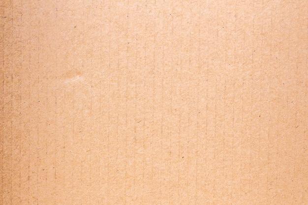 Schließen sie oben von brown craft paper texture für hintergrund
