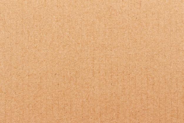 Schließen sie oben von der braunen kraftpapierbeschaffenheit für hintergrund