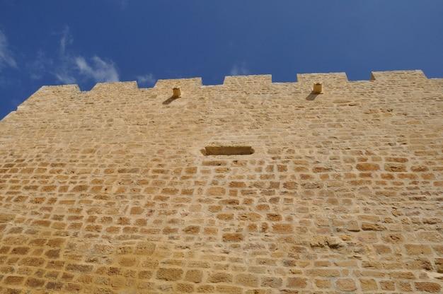 Schloss montfort in dordogne