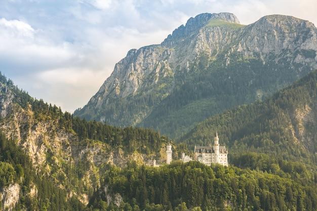 Schloss neuschwanstein deutschland