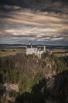 Schloss neuschwanstein, südwestbayern, deutschland