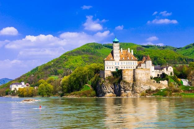 Schloss schönbühel, donau, österreich reisen und kreuzfahrten