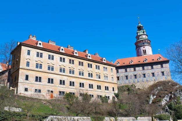Schloss von cesky krumlov