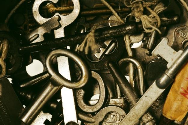 Schlüssel mischung