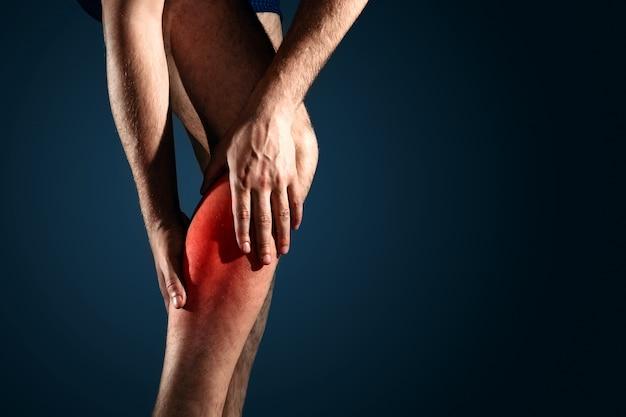 Schmerzen in der wadenmuskulatur