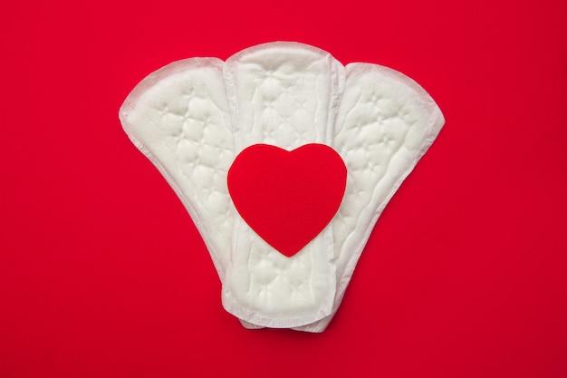 Schmerzschutz während der menstruation.
