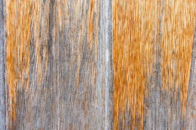 Schmutzhintergrund der alten braunen hölzernen planke.