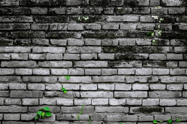 Schmutzige raue beschaffenheit des alten tempels des alten backsteinmauerschmutzes