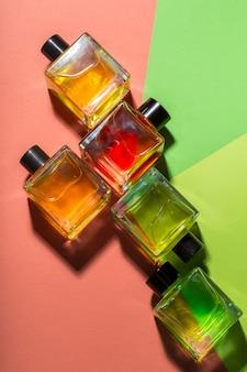 Schöne flasche parfüm