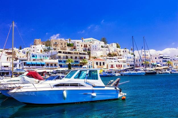 Schöne griechische insel
