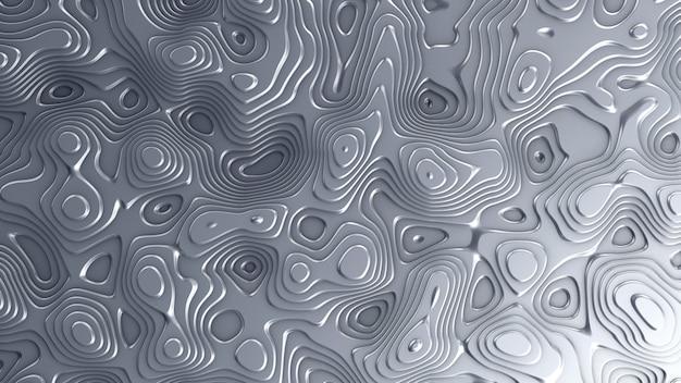 Schöne moderne hintergrundbeschaffenheit mit reliefputz-3d-rendering