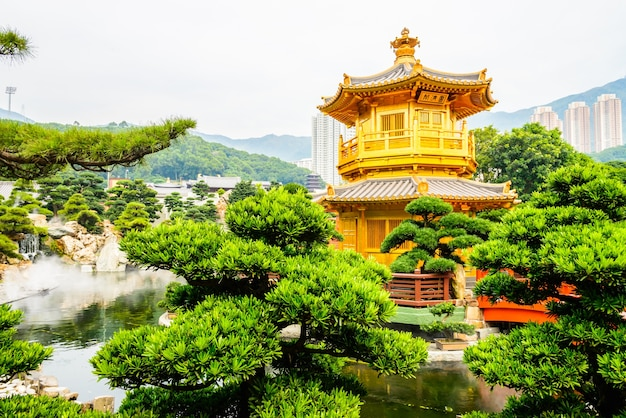 Schöne orientalische gebäude