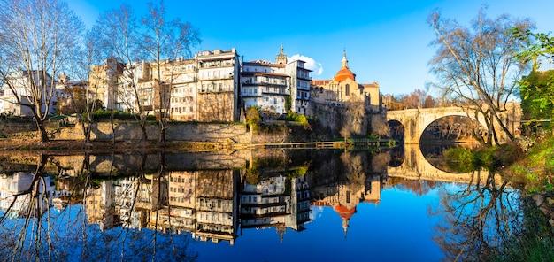 Schöne orte und städte von portugal