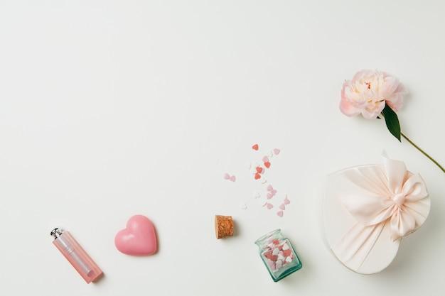 Schöne rosa girly artikel