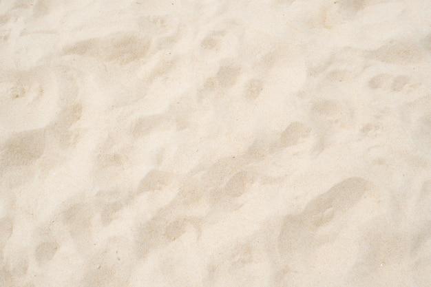 Schöne sandbeschaffenheit des hintergrundes.