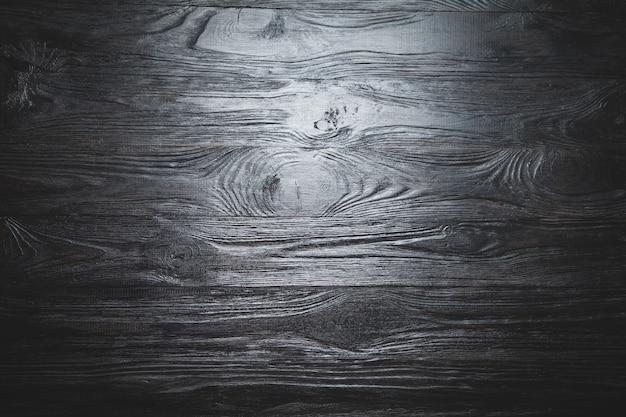 Schöne schwarze holzhintergrund holzbretter textur business hintergrund