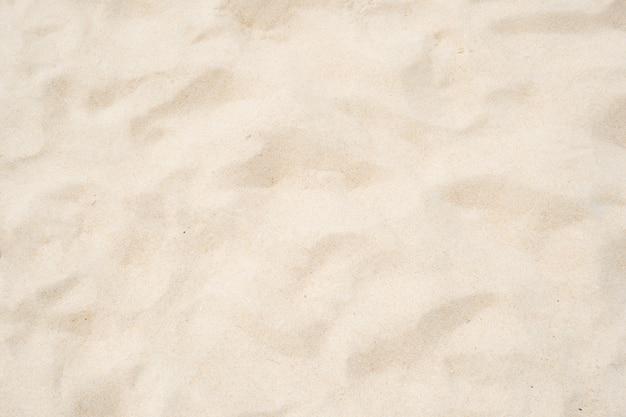 Schöne textur des sandes, vollbildaufnahme der sandstruktur.
